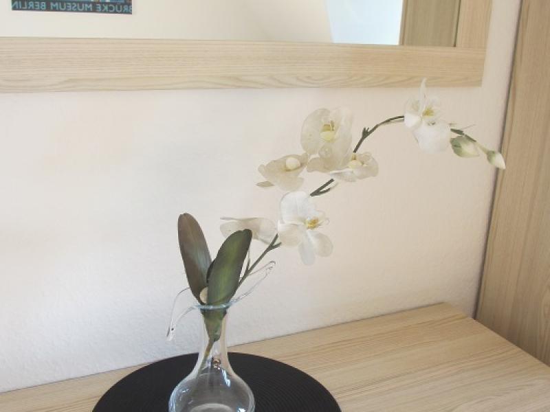 Florale Dekoration